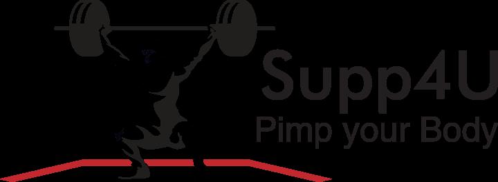 Supp4U 24  - Onlineshop für Sportnahrung-Logo