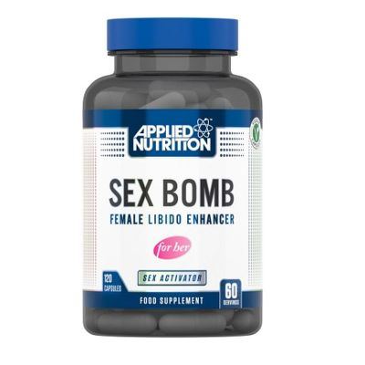 Applied Nutrition Sex Bomb Female 120 caps
