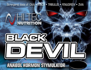Hi-Tec Nutrition Black Devil