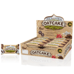 ALL STARS - All Natural Oatcake Bar 24x 80g Riegel - 24 Riegel á 80g