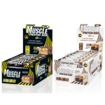 ALL STARS - Muscle Protein Bar 24x 80g Riegel - 24 Riegel á 80g