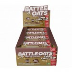 Battle Oats Low Sugar Protein Flapjack Bar 12x70g