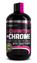 Biotech USA - L-Carnitine + Chrome - 500ml
